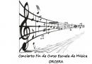 Pasen y disfruten del concierto de la Escuela de Música de Orcera