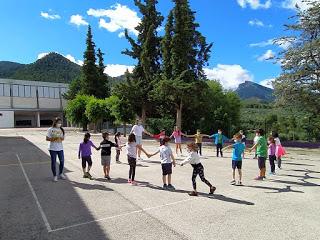 Actividades sobre la igualdad en el C.P.R. Santa María de la Peña